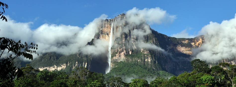 Canaima & Angel Falls